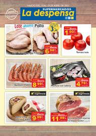 ¡Lote ahorro pollo!