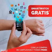 Llévate un smartwatch gratis