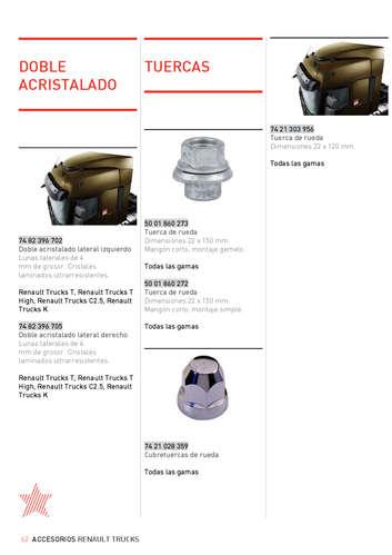 Catálogo de accesorios- Page 1