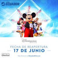 Reapertura Disneyland 😃