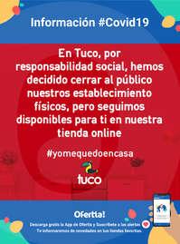 Informacion Tuco #Covid19