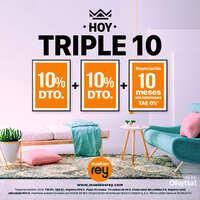 Triple 10 💥