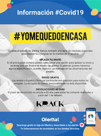 #YoMeQuedoEnCasa #Covid19