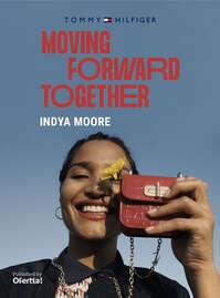 Moving forward together - Indya Moore