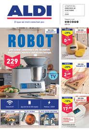 ROBOT per crear centenars de receptes delicioses mentre estalvies temps