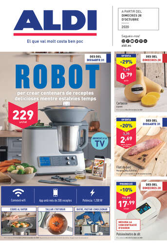 ROBOT per crear centenars de receptes delicioses mentre estalvies temps- Page 1