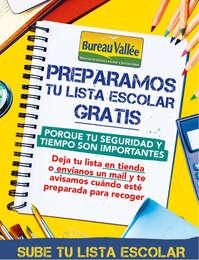 Preparamos tu lista escolar