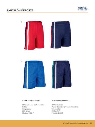 Colección uniformidad- Page 1