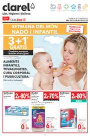 Setmana del món nadó i infantil