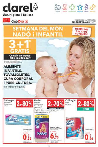 Setmana del món nadó i infantil- Page 1