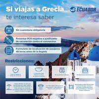 Si viajas a Grecia te interesa esto ⚠️ #Desescalada