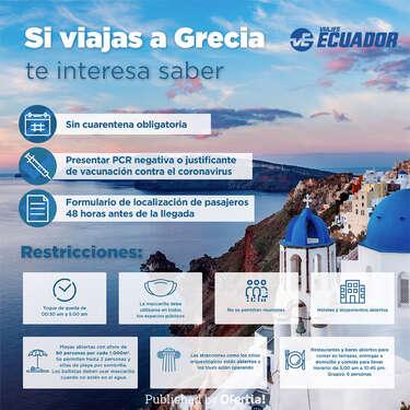 Si viajas a Grecia te interesa esto ⚠️ #Desescalada- Page 1