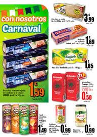 Disfruta del mejor carnaval