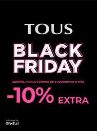 Black Friday. Por la compra de 2 o productos o más -10% extra