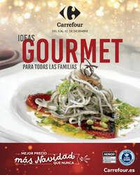 Ideas Gourmet para todas las familias