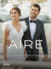 Colección Aire Barcelona 2021