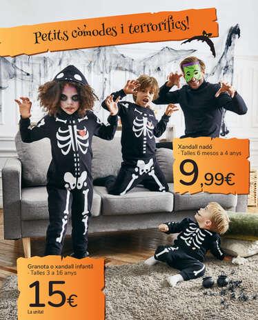 Arriba Halloween- Page 1