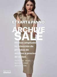 Archive Sale