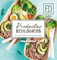 🍅 Productos ecológicos 🍌