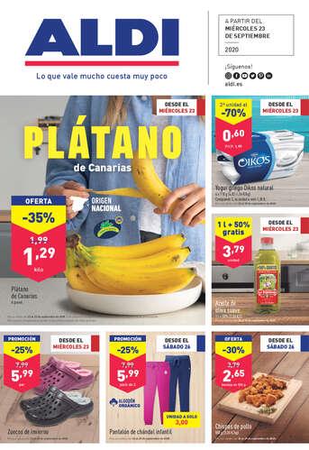 Plátano de Canarias- Page 1