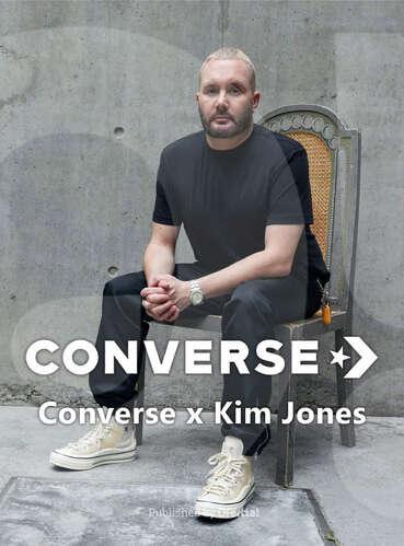 Converse x Kim Jones- Page 1