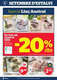 Especial Lluç Austral -20% dte.