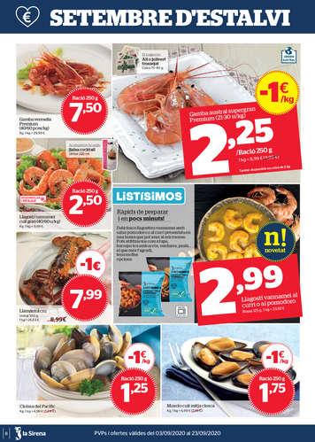 Especial Lluç Austral -20% dte.- Page 1