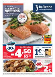 Et portem el salmó de Noruega preferit pels noruecs