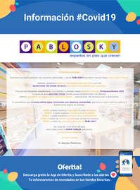 Información Pablosky #Covid19
