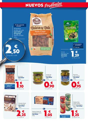 Tu marca Carrefour aurreztaile adituentzat- Page 1
