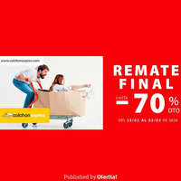 Remate final -70%
