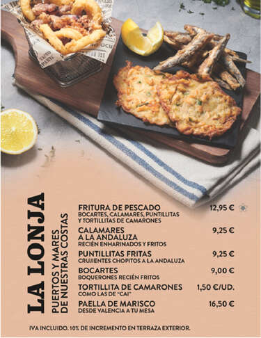 La Lonja- Page 1