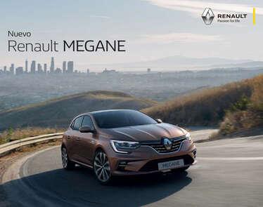 Renault Megane- Page 1