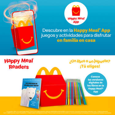 Happy Meal App- Page 1