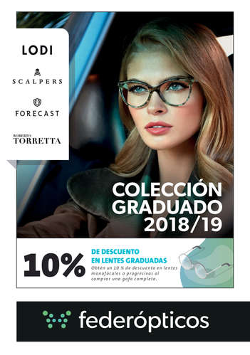 Colección graduado 2018/19- Page 1