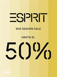Mid Season Sale hasta el 50%
