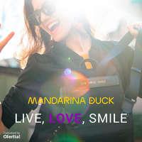 Live, love, smile