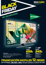 Black Friday en Tecnología