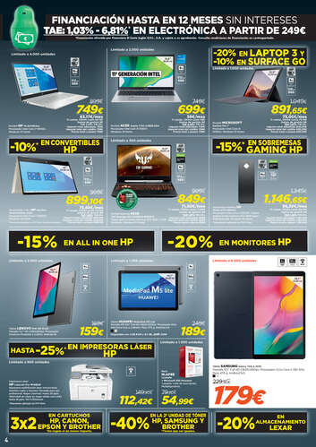 Black Friday en Tecnología- Page 1