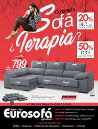 ¿Conoces la sofá terapia?
