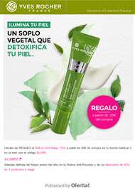 Un soplo vegetal que detoxifica tu piel