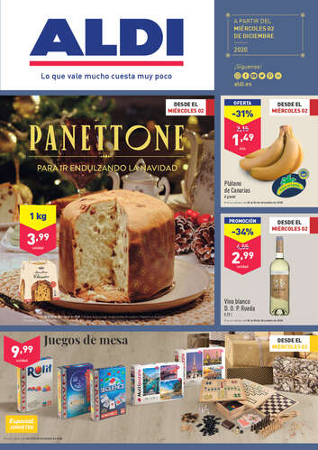Panettone para ir endulzando la Navidad- Page 1