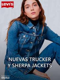Nuevas Trucker y Sherpa Jackets