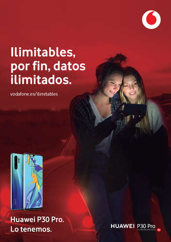 Ilimitables, por fin, datos ilimitados