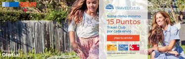 Suma como mínimo 15 puntos Travel Club por cada envío 📦- Page 1