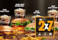 Dos menús por 7€