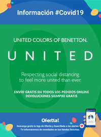 Información Benetton #Covid19