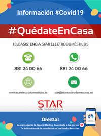 #Quedateencasa Star Center #Covid19