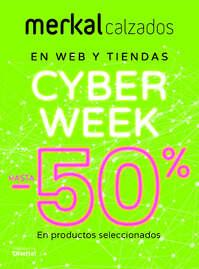 Cyber Week hasta -50%