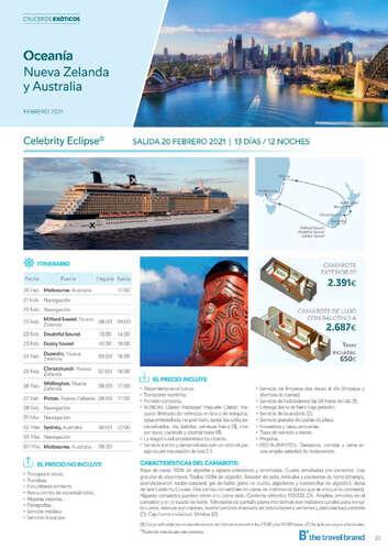 Cruceros Exóticos- Page 1